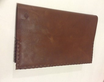 Notebook Planner Brown Leather Notebook Cover, Professional Handmade Notebook Case, Journal Covers