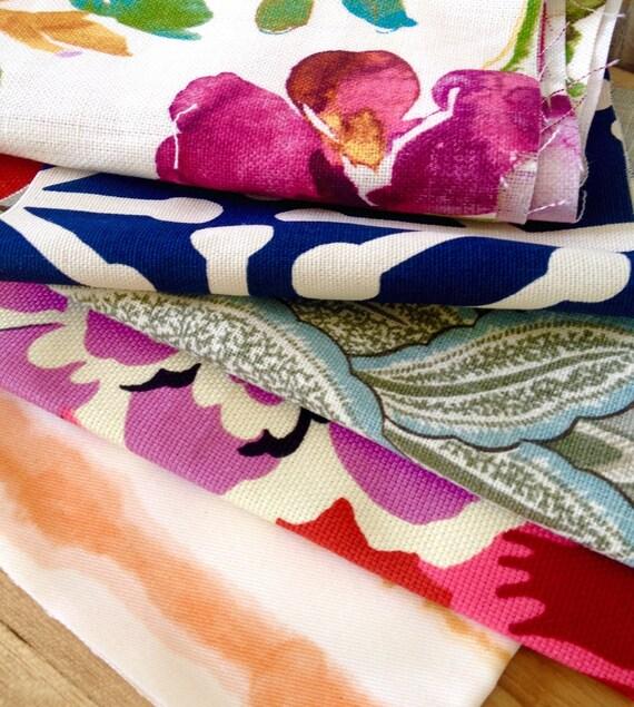 Fabric Remnants Sale Fabric Scrap Bundle Destash Home