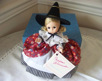 Mother Goose story book doll