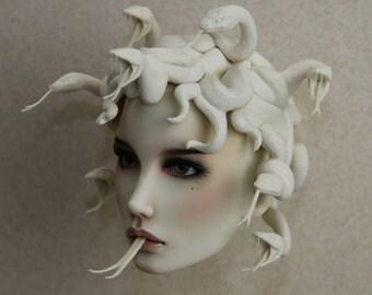 Medusa Valentina  ~ snake headcap only ~