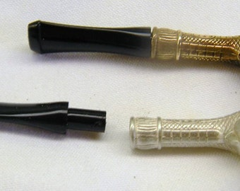Sterling Silver Miniature Pipe