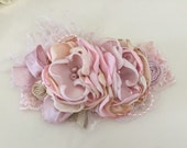 Baby girl Headband-Baby Headband-flower girl Headband-Toddler Headbands-Dollcake Headbands-Girls 1st Birthday
