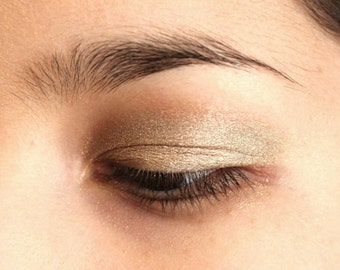 CHAI Mineral Eye Shadow: Natural Vegan Makeup Color, Small Size