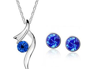 jewelry sets Necklaces and Stud Earrings Bridal Jewelry ( See description for amounts )