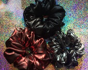 REDUCED!! TYRANNICAL TRIO Hair Scrunchies