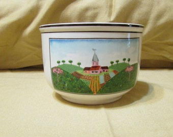 Villeroy and Boch small bowl village and bunny