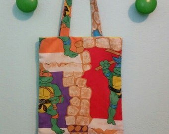 Teenage Mutant Ninja Turtles Tote Bag