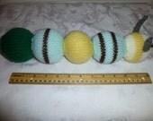 Soft Caterpillar Toy - Plush - Bug