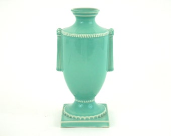Trenton Art Potteries Vase Grecian Urn with Pedestal Base