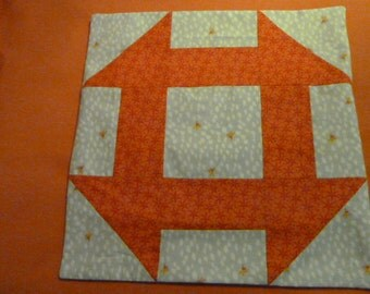 MONKEY WRENCH patchwork cushion cover