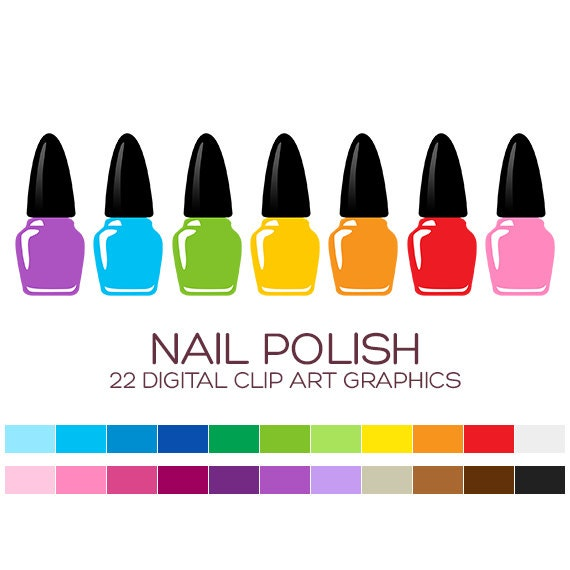 Nail polish clipart fashion clipart spa clipart shopping clipart nail polish clipart fashion clipart spa clipart shopping clipart boutique clipart girl clipart digital clipart instant download a00142 prinsesfo Gallery