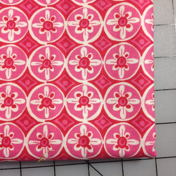 P i n k doe street fabrics for Dena designs tea garden