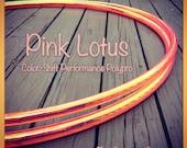 """CUSTOM // """"Pink Lotus"""" Performance Hoop"""