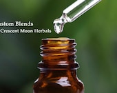 CUSTOM BLENDED MUSHROOM Tinctures, Double Extraction, 8 oz, Maine Made