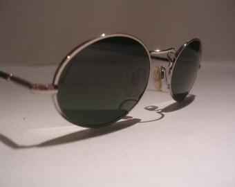 Vintage Giorgio Armani Round Sunglasses