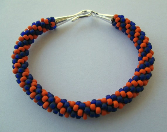detroit tigers bracelet detroit tigers jewelry beaded
