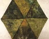 Forever Green / Six Pack Fat Quarter Bundle