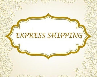 Express shipping worldwide