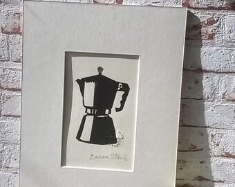 Italian Coffee Pot
