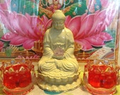 White Buddha Statue, Buddha Statue, the greatest teacher ever