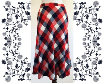 "1970's Vintage Deadstock NOS ""Banken Rocke"" Skirt"