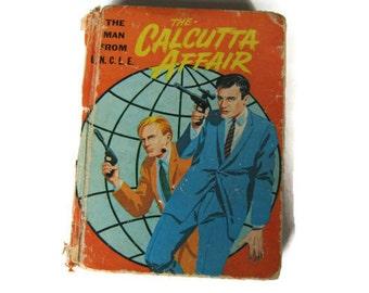 "The Man from U.N.C.L.E. ""The Calcutta Affair"", George S. Elrick, 1967"