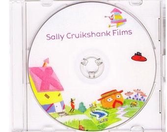 Sally Cruikshank dvd