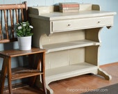 Farmhouse Millstone Desk
