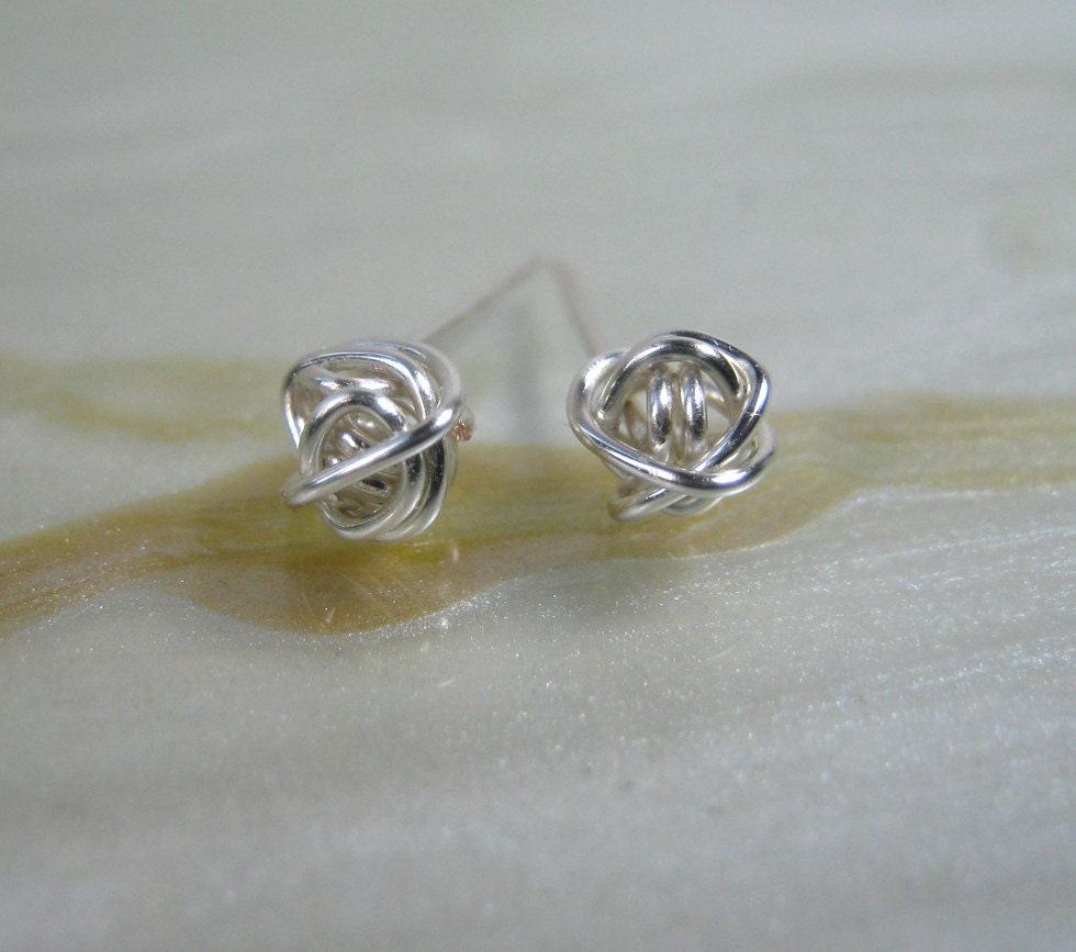 tiny stud earrings tiny sterling silver post earrings
