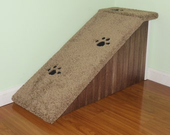 how to build a cat ramp