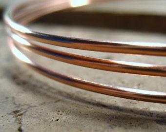 Copper Wire 16 Gauge 5 Foot Copper - Wire, Natural Copper Wire, Jewelry Wire, Craft Wire, 16 Gauge Wire, Dead Soft Wire, Craft Wire, Round