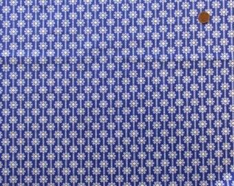 Daisy Chain in Royal Blue (C) from Framework by Ellen Baker for Kokka