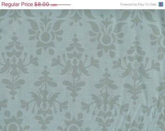 CLEARANCE Damask in Sage from Tiny Dancers by Melimba for Kokka