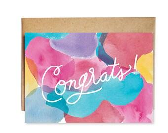 Congrats! Card