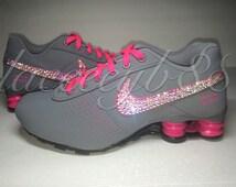 Nike Shox Glitter Swoosh Nike Shox Sparkle  f36e3efe8920