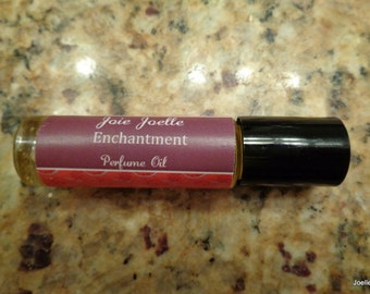 Enchantment Love Spell Perfume for attracting love, romance
