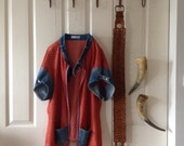 Womens bohemian style Vest.Free size.Made to Order.