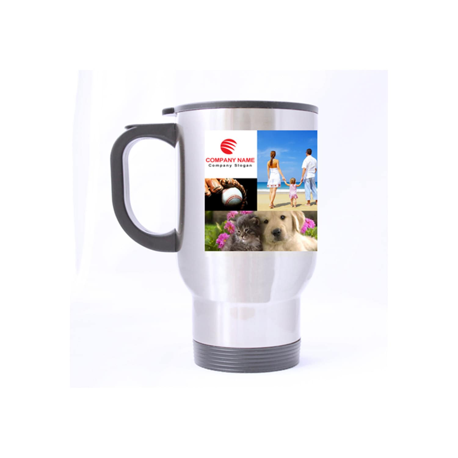 Design Your Own Travel Mug Custom Mug Personalized By