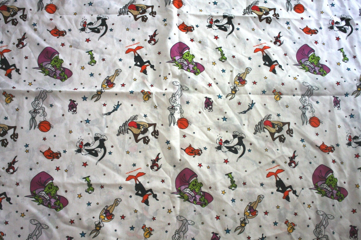 Looney Tunes Bed Sheets