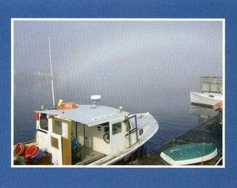 Fogbow - photo card
