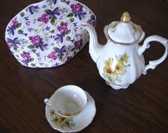 Pink Roses Tea Cozy