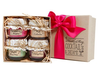 Candle Gift Set, Scented tealights