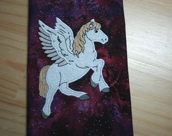 Pegasus Applique Design