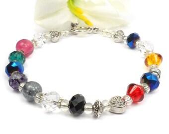 First Corinthians Love Is Scripture Bracelet, Christian Jewelry  B13