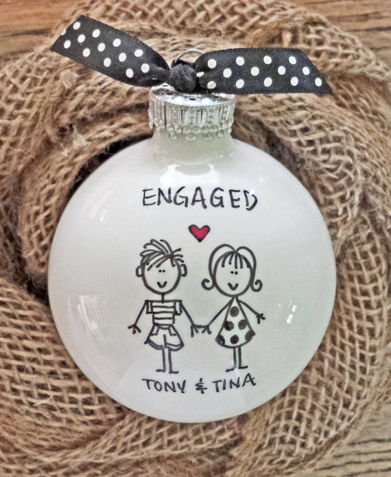 First Christmas Personalized Ornaments