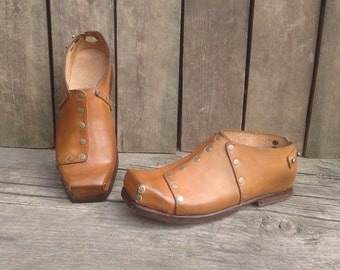 Leather shoes DELEK