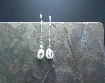 Sterling Silver Dangle Earring Karen Hill SCAD Grad