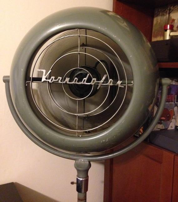 Vintage Pedestal Fan : Working vintage s vornado pedestal fan model p