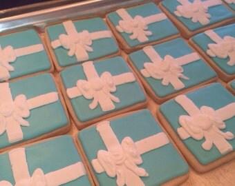 Blue Box Cookies