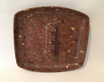 BALTAWARE GENERAL TIRE Ashtray - Made in Lawrence Massachusetts